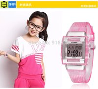 best swimming style - New Style SYNOKE Boy Girl Wristwatch Swimming Waterproof Digital watch LED Alarm Date Sports Wrist Best gift Watch