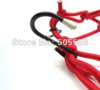 Wholesale Lage Cargo Boot Net Bike Motorcycle Helmet Storage Holder Package Carrier Bag Red M53206