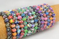 american polymers - Fashion Polymer Clay Bracelets Bohemian Kid Wristbands Fashion Children Gift br0212