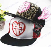 Wholesale Promotional New Women Girls Color Wings SONE I GOT A BOY SNSD Hat KPOP Caps Snapback Baseball Cap