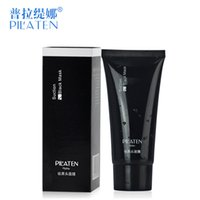Wholesale Chinese PILATEN Blackhead Remover Deep Cleansing Purifying Peel Acne Treatment Mud Black Mud Face Mask