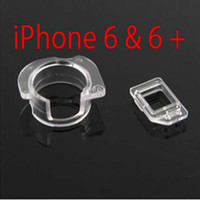 Wholesale Original A For iphone plus G S C S P Proximity Light Sensor Flex Front Camera Plastic Holder Clip Cap Seal Bracket Ring