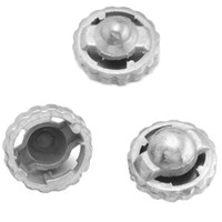 beyblade face bolt - Beyblade Parts Kit Metal Face Bolt Performance Gyro fighting accessories tip screw heads