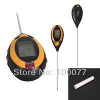 Wholesale SG Post Multifunction Soil Meter Digital Backlight Display PH Meter Moisture Temterature Tester Sets