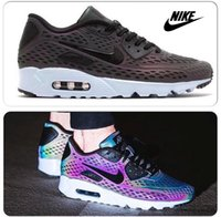 Wholesale Nike Air Max Ultra Moire QS Running Shoes For Men and Women Brand Chameleon Air Maxes Sports Shoe Athletic Sneakers Eur