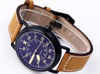 bells watches - Men s Luxury Stainless Steel Automatic Brown Leather Strap Bell BR See Through Skeleton MILITARY VINTAGE HERITAGE Watch