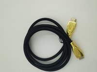 led hdtv - GOLD metal case high speedHDMI cable m m m m m m m m m v1 PREMIUM Cable HDTV D P P Lead metre