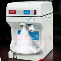 Wholesale commercial ice crusher electric ice shaver Bar equipment shaved ice machine