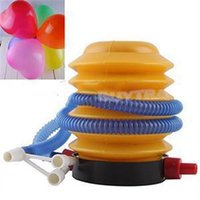 ab travel - BA New Multi Function Foot Air Pump for Inflatable Toys ballons Popular Travel Air Inflator AB