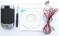 basic gps - 2014 NEW GPS tracker GPS303B basic GPS tracking system quad band worldwide use