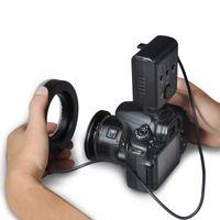 Wholesale Aputure Amaran Halo AHL HC100 LED Macro Ring Flash Light for Canon DLSR Cameras D MARK II III D D D D D2 D