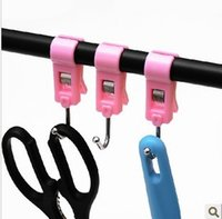 Wholesale Creative Hooks Multifunction Clip Hook Kitchen Tools Wardrobe Clothes S Hook