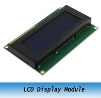 Wholesale 5V HD44780 x4 White Characters LCD Display Module industrial test network