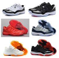 Wholesale 2015 New Fashion Retro Low basketball Shoes Bred Georgetown Citrus Basketball Shoes Sneakers Men Breathable Athletic Shoes Boots