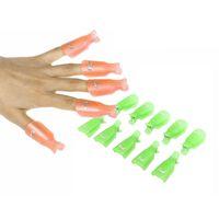 bears clip art - Malloom Newest Promotion PC Polish Remover Wrap Tool Plastic Nail Art Soak Off Cap Clip UV Gel Colors