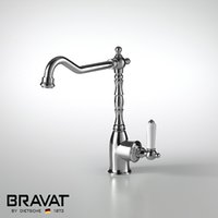 kitchen faucet - Special design kitchen mixer Single Handle Ceramic handle washing faucet Brass body Classic style Kitchen faucet