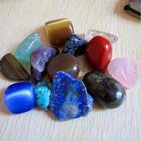 agate minerals - Natural mineral nunatak decoration amethyst agate stone energy random shape