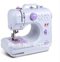 Wholesale Electric Sewing Machine Desktop A Footer Belt Overcastting Pocket size Multifunctional Sewing Machine Sartorially