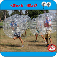 Cheap Wholesale-Good Price, Amazing 1.5m inflatable human hamster ball,inflatable bumper ball,bubble football,bubble soccer
