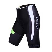 bicycle forest - High Quality Wolfbike Men amp Women Dark Forest Gel Paded Mountain Bike Bicycle Cycling Shorts Cycling Clothing