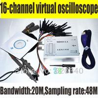 bandwidth tool - PC Analog Virtual oscilloscope Channel Logic Analyzer Bandwidth M Sampling rate M Circuit analysis debing tools