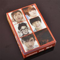 kpop - kpop TVXQ official poker box buy playing cards
