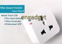 Wholesale Kankun Wifi smart plug for Iphone Ipad Android Smartphone socket Wireless Switch Smart socket wifi socket