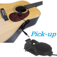 Wholesale High quality Professional Cherub WCP G Clip on Pickup Pick up for Guitar with