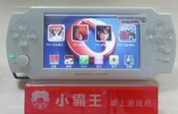 Wholesale Subor Brand S10000A ultra thin handheld game console inch capacitive touch screen mp4 mp5 player DHL YEYS