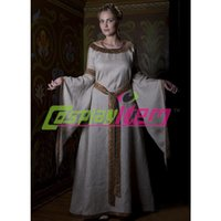 civil war clothing - Customized tailor Taditional Vintage Central Europe Dress Medieval Clothing Civil War dress Adult Women Cosplay Costume any size