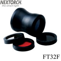 Wholesale NEXTORCH FT32F Foldable Flexible Color RGB Flashlight Filter Lens Replaceable Body