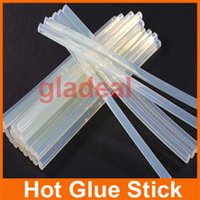 Cheap 50pcs Lot 7mm*190mm 11mm*250mm Hot Melt Glue Adhesive Plastic Stick For Electric Glue Gun Graft Repir Tool