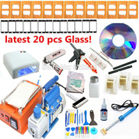 bakelite phones - Full set LCD Separator Machine Bakelite Mobile phone Inch Touch Glass LCD Screen Separator Repair Kit machine new Vacuum Pum order lt no
