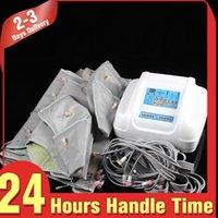air pressure instruments - Pressotherapy Air Pressure Infrared Lymph Drainage Air Massager Slimming Sauna Blanket Slimming Instrument