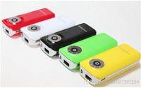 bank lot - 200pcs High quality Portable Charge power bank Mobile External Battery powerbank mAh carregador de bateria portatil for all phone