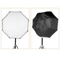 Wholesale NEW cm in Godox Portable Octagon Softbox Umbrella Brolly Reflector for Speedlight Flash