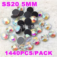 Wholesale Hot sale SS20 DMC crystal AB iron on hotfix rhinestones with glue transfer flatback hotfix crystal stones for clothing