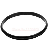 Wholesale 2PCS to mm double Male Male Coupling Ring Adapter male reverse ring Lens mm Lens Hood Cap Filters