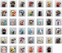 Wholesale 120pcs New Arrive One piece Naruto Death note Attack on titan Conan Bleach Paper Card Game Playing Card Family Fun Updated Version toys