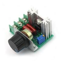 Wholesale New W V V A Voltage Regulator PWM AC Motor Speed Control Switch Governor