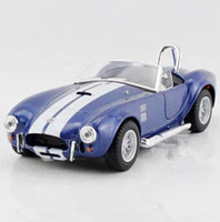 Wholesale Scale Classic Car Model Toys FORD SHELBY COBRA Diecast Metal Car Model Toy