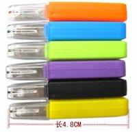 Wholesale 800pcs Multi Color USB T flash memory card reader micro SD card reader