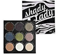 ladies wear - Professional New Brand Makeup Balm Shady Lady Vol Limited Edition Shimmer Eyeshadow Palette Colors Make Up Cosmetics