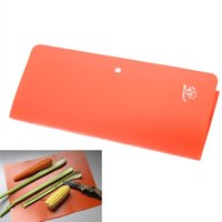 Wholesale Ultra light PP Plastic Outdoor Camping Tool Folding Cutting Board Portable Kitchen Chopping Board