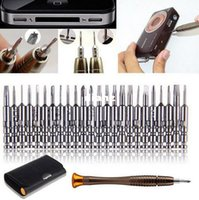 Wholesale New Arrive Screwdriver set in Torx Kit herramientas ferramentas Screwdriver Wallet Set Repair Tools For iphone s s hand tools