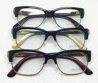 atmosphere shows - fashion plate glasses frame TF men s business atmosphere light show myopia glasses frame