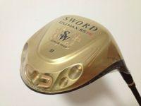 Wholesale Sword Golf Clubs Sword IZU MAX Hi Driver SWORD Golf Driver Degree Regular Stiff Graphite Shaft Come With Head Cover