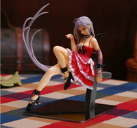 Wholesale Hot Sale Rosario and Vampire Figure High quality Akashiya Moka PVC Action Figure Collectible Modle Toy