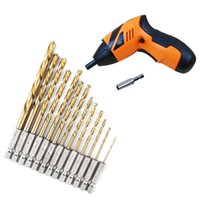 Wholesale Durable Set Hex Drill Bit Set Multi Bits Tool mm DIY Brand New