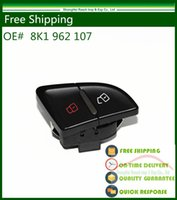 audi driver - New Driver Side Central Lock Switch Button K1962107 For AUDI B8 A4 S4 LHD K1 order lt no track